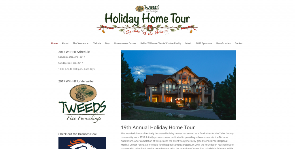 harlan designs holiday home tour