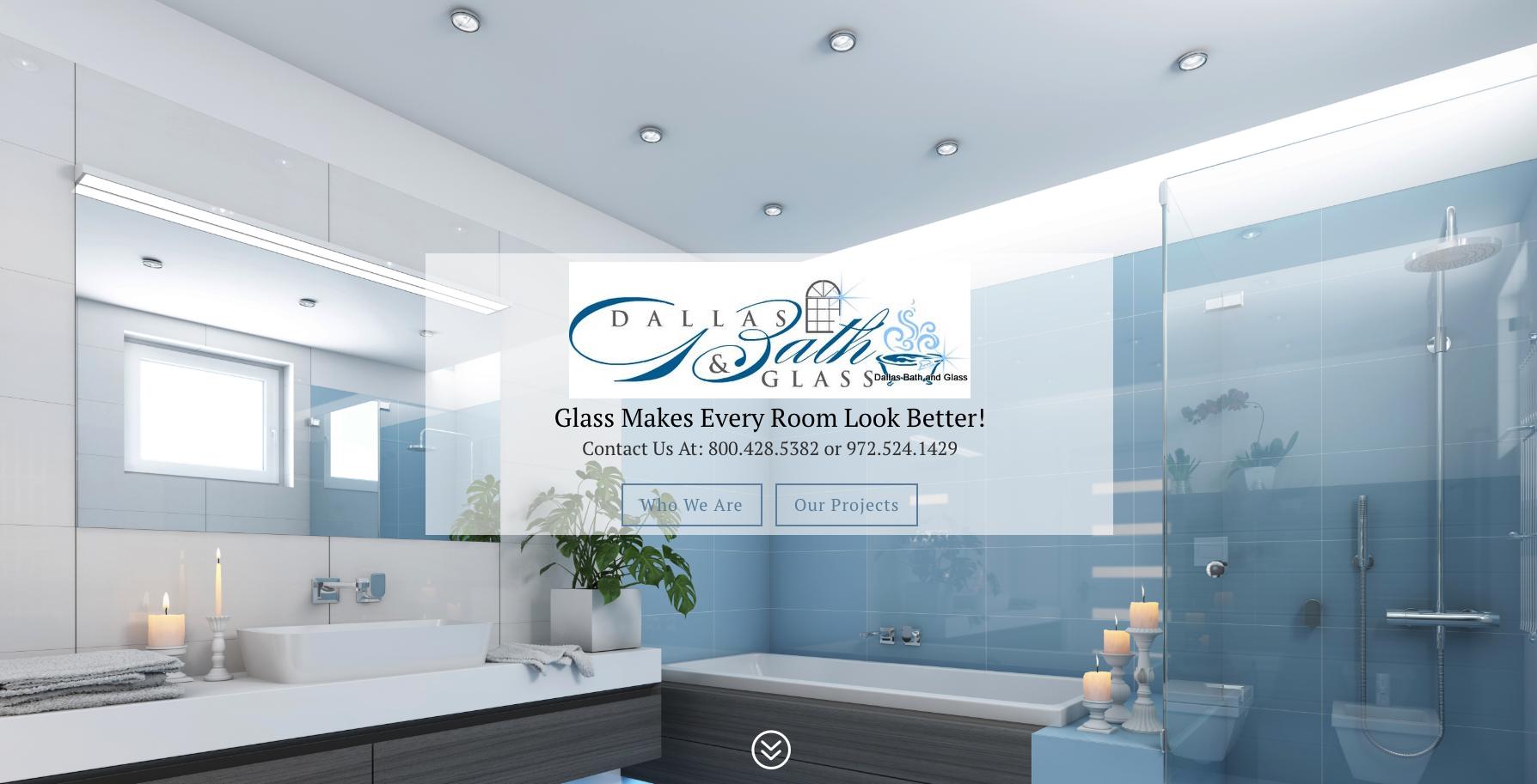 Harlan Designs Dallas Bath